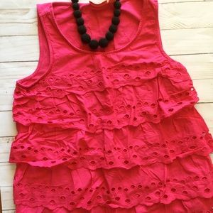 Ruffle blouse 5 for $25
